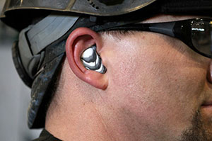 custom ear protection